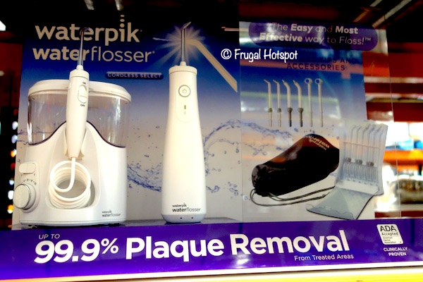 Waterpik Ultra Plus Waterflosser Combo Costco