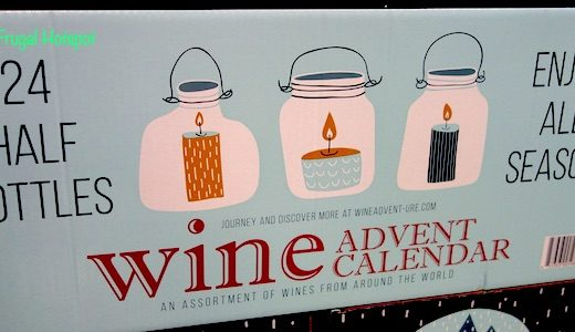Wine Advent Calendar by Flying Blue Imports Costco