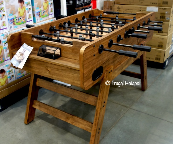 Bayside Furnishings Foosball Table by Whalen Costco Display