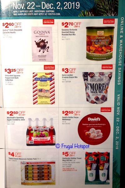 Costco 2019 Holiday Savings Book P10