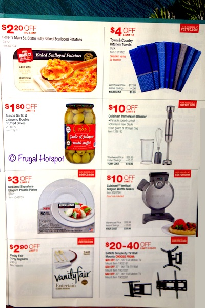 Costco 2019 Holiday Savings Book P12