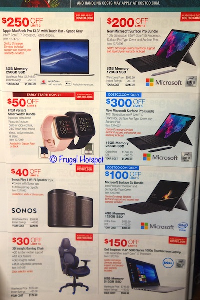 Costco 2019 Holiday Savings Book P17