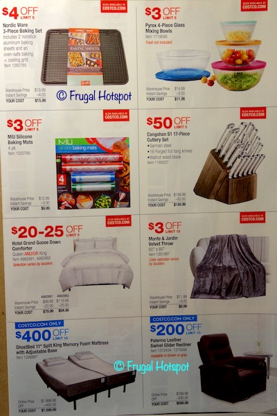 Costco 2019 Holiday Savings Book Page 4