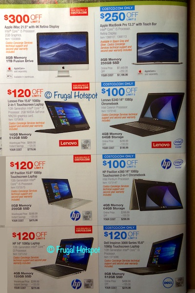 Costco 2019 Holiday Savings Book Page 7