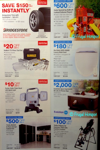Costco 2019 Holiday Savings Book Page 9