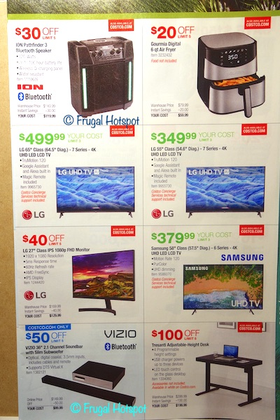 Costco 2019 Holiday Savings Book page 8