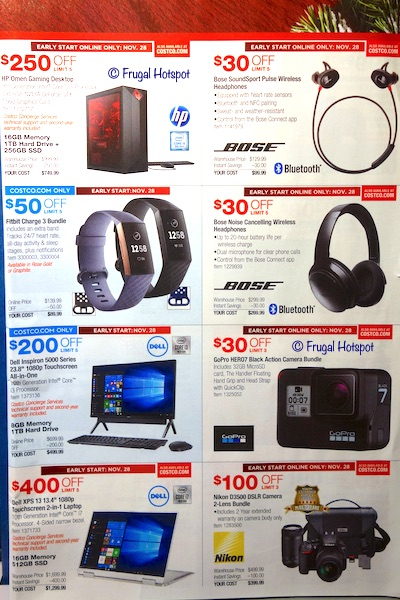 Costco Black Friday Weekend Sale 2019 Page 3