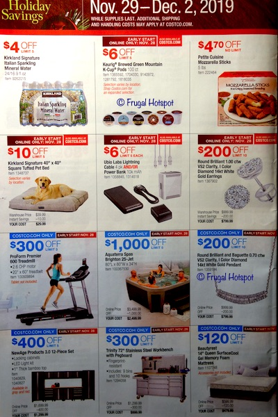 Costco Black Friday Weekend Sale 2019 Page 6
