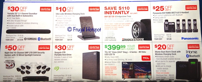Costco Coupon Book DECEMBER 2019 Page 10