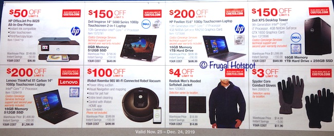 Costco Coupon Book DECEMBER 2019 Page 11