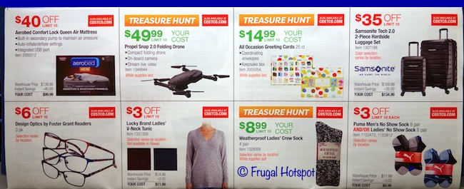 Costco Coupon Book DECEMBER 2019 Page 12