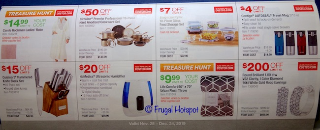 Costco Coupon Book DECEMBER 2019 Page 13
