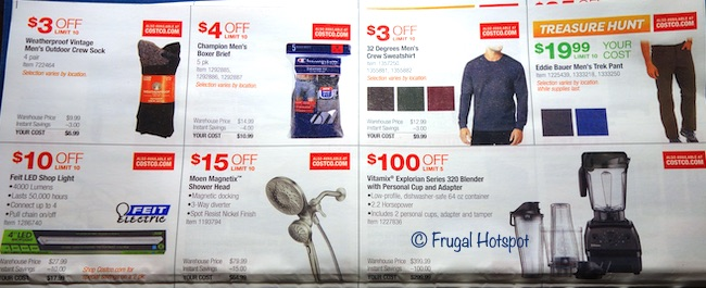 Costco Coupon Book DECEMBER 2019 Page 14