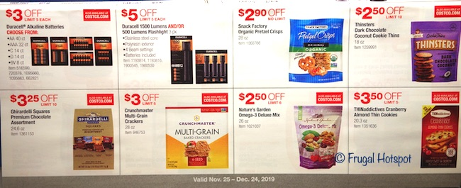 Costco Coupon Book DECEMBER 2019 Page 15
