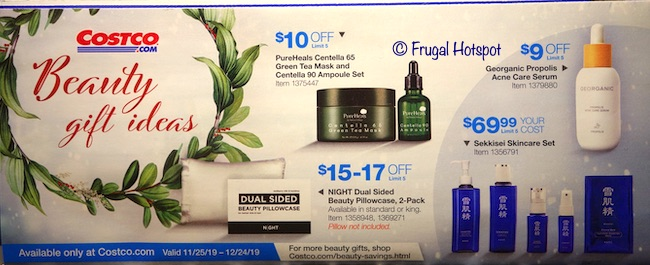 Costco Coupon Book DECEMBER 2019 Page 8
