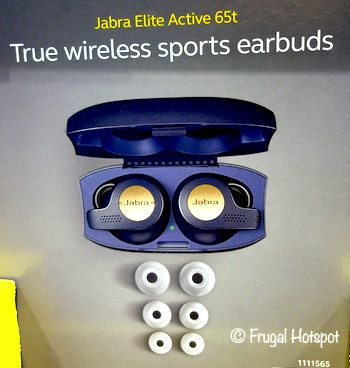 Jabra Elite Active 65t True Wireless Sports Earbuds Costco