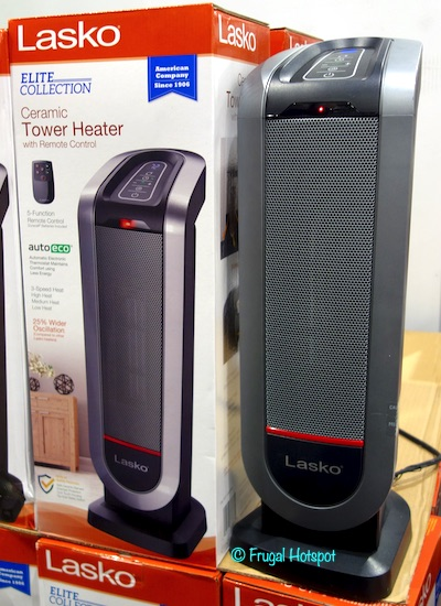 Lasko Ceramic Tower Heater Costco