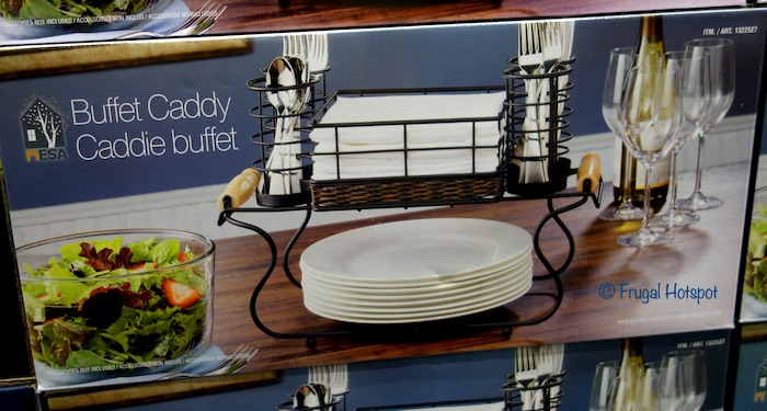 Mesa Buffet Caddy Costco