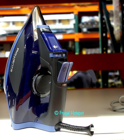 Rowenta Pro Steam Iron Costco Display