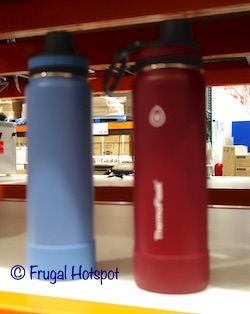 ThermoFlask Stainless Steel Water Bottle Costco Display