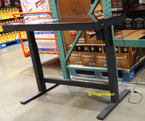 Tresanti Adjustable Height Desk Costco Display