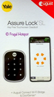 Yale Security Assure Smart Lock Costco