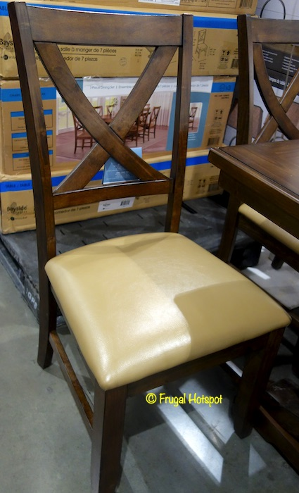 Bayside Furnishings Lakemont Dining Chair Costco