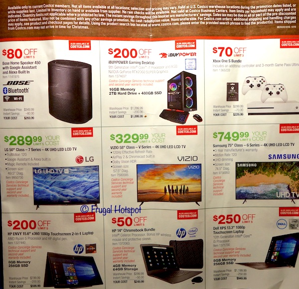 Costco Holiday Event December 2019 Page 3