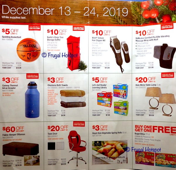 Costco Holiday Event December 2019 Page 4