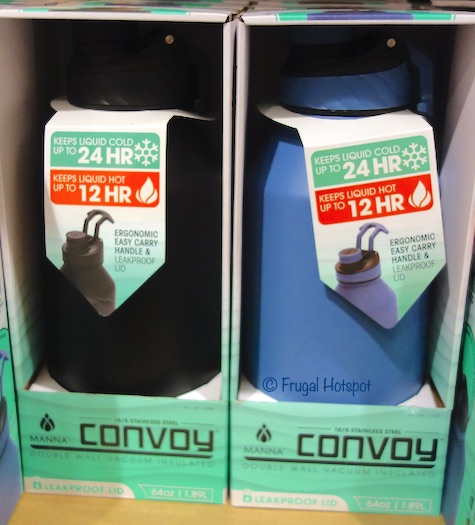 Manna Convoy Water Bottle Costco