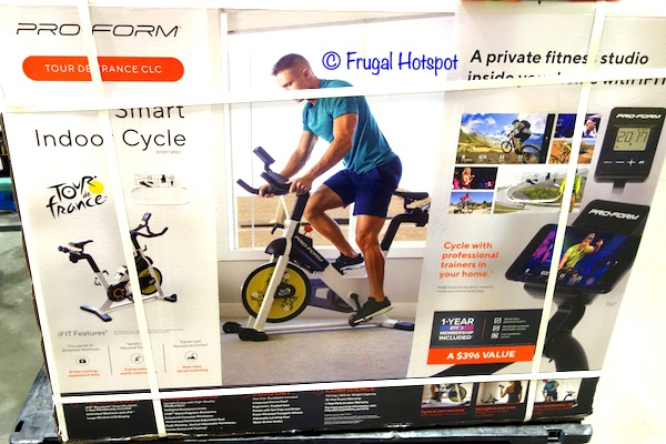 \ProForm Tour De France CLC Smart Indoor Cycle Costco