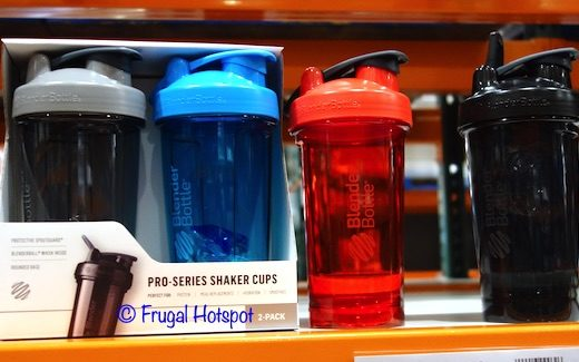 BlenderBottle Pro24 Shaker Cup Costco Display