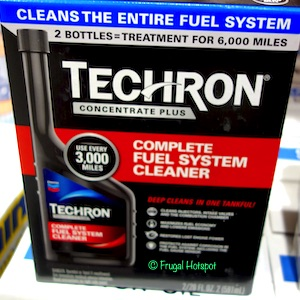 Chevron Techron Complete Fuel System Cleaner Costco