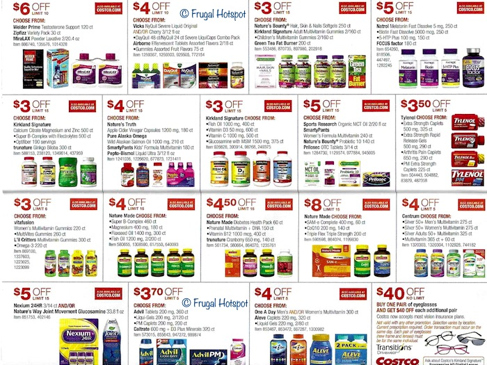 Costco JANUARY 2020 Coupon Book 10