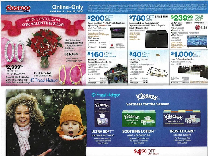 Costco JANUARY 2020 Coupon Book 11