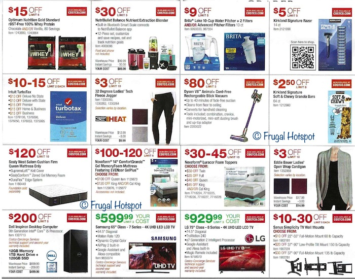 Costco JANUARY 2020 Coupon Book 5