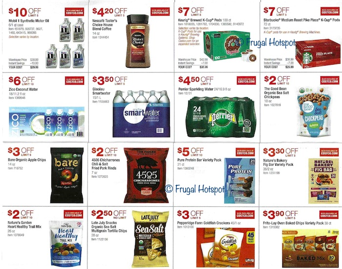 Costco JANUARY 2020 Coupon Book 7