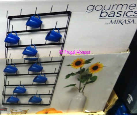 Gourmet Basics by Mikasa Willow Mug Rack Costco