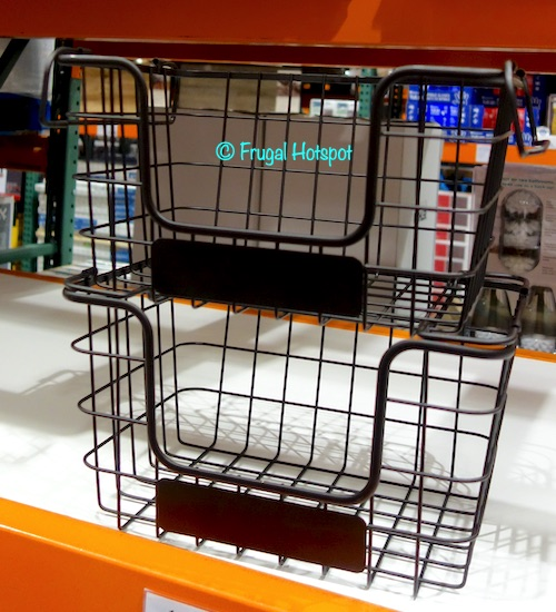 Market Baskets 2-Pack Costco Display