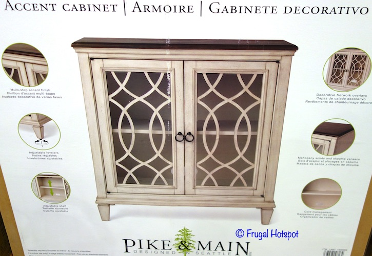 Pike & Main Gibson 32 Accent Console Costco