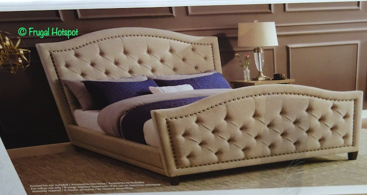 Thomasville Upholstered Bed Costco