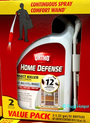 Ortho Home Defense Insect Killer Costco