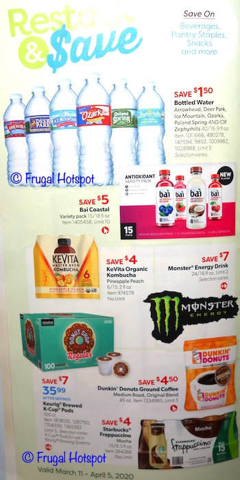 Costco Coupon Book MARCH 2020 P13