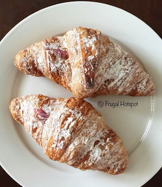 Costco Kirkland Signature Strawberry Filled Croissant