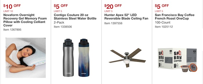 Costco Warehouse Hot Buys April 2020 p3