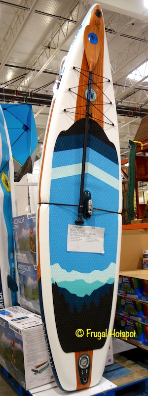 Body Glove 11' Inflatable Stand Up Paddle Board Costco Display