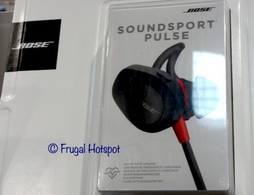 Bose SoundSport Pulse Wireless Headphones Costco