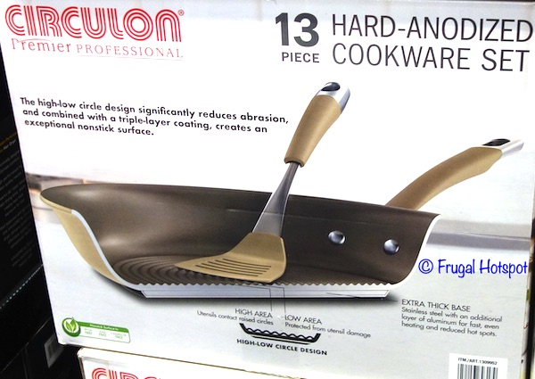 Circulon Hard Anodized Cookware Costco