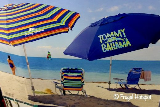 Tommy Bahama 8' Beach Umbrella Costco