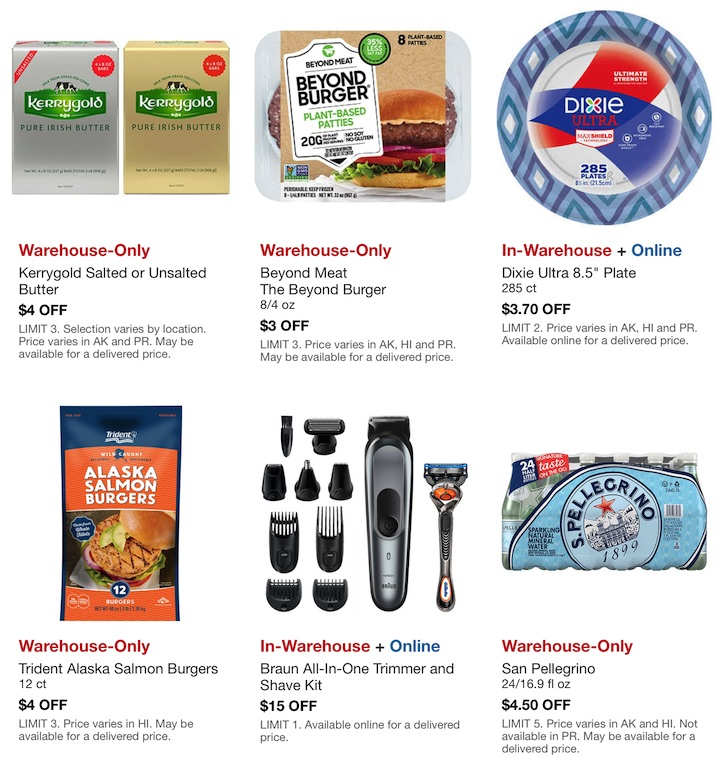 Costco Hot Buys Sale- June 13 - 21, 2020. Page 1